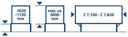BFX Classic attelage bas avec hayon