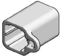 Accessoires de supports de roue - Guide pour levier