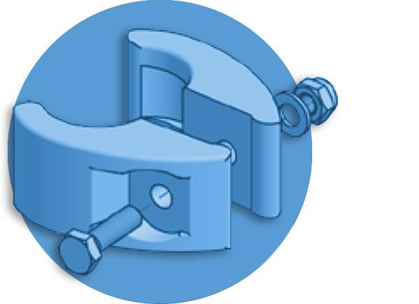 Visuel Accessoires de supports de roue
