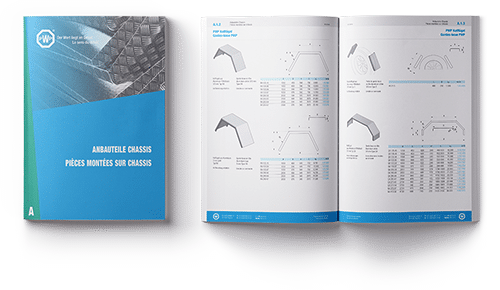 Catalogue PWP - Pièces montées sur châssis