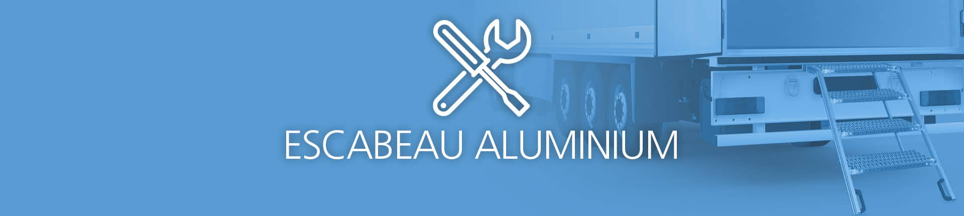 Header BFX Escabeau aluminium