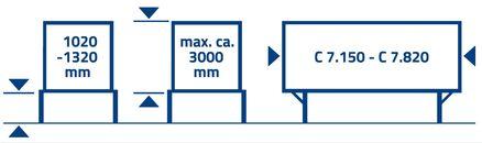 Schéma BFX Relevable Pneumatique